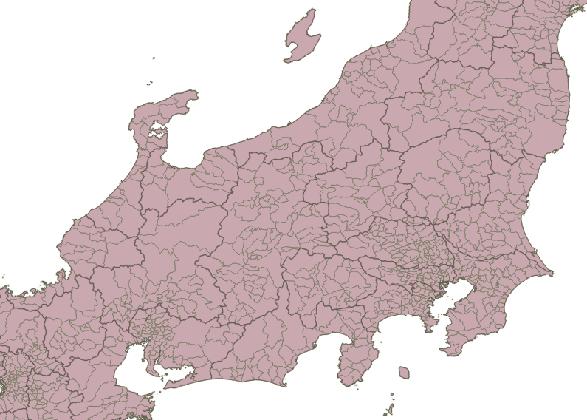 qgis-disolved-japan